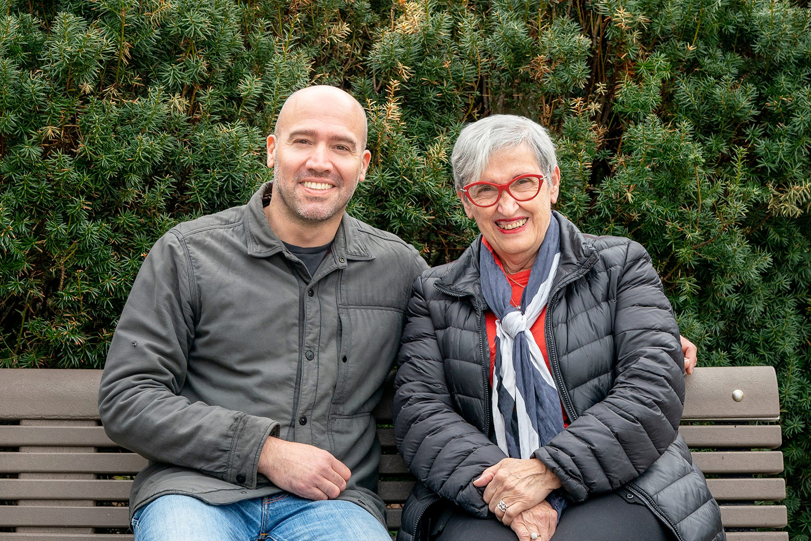 A Mother's Day in Confidence with Stefano