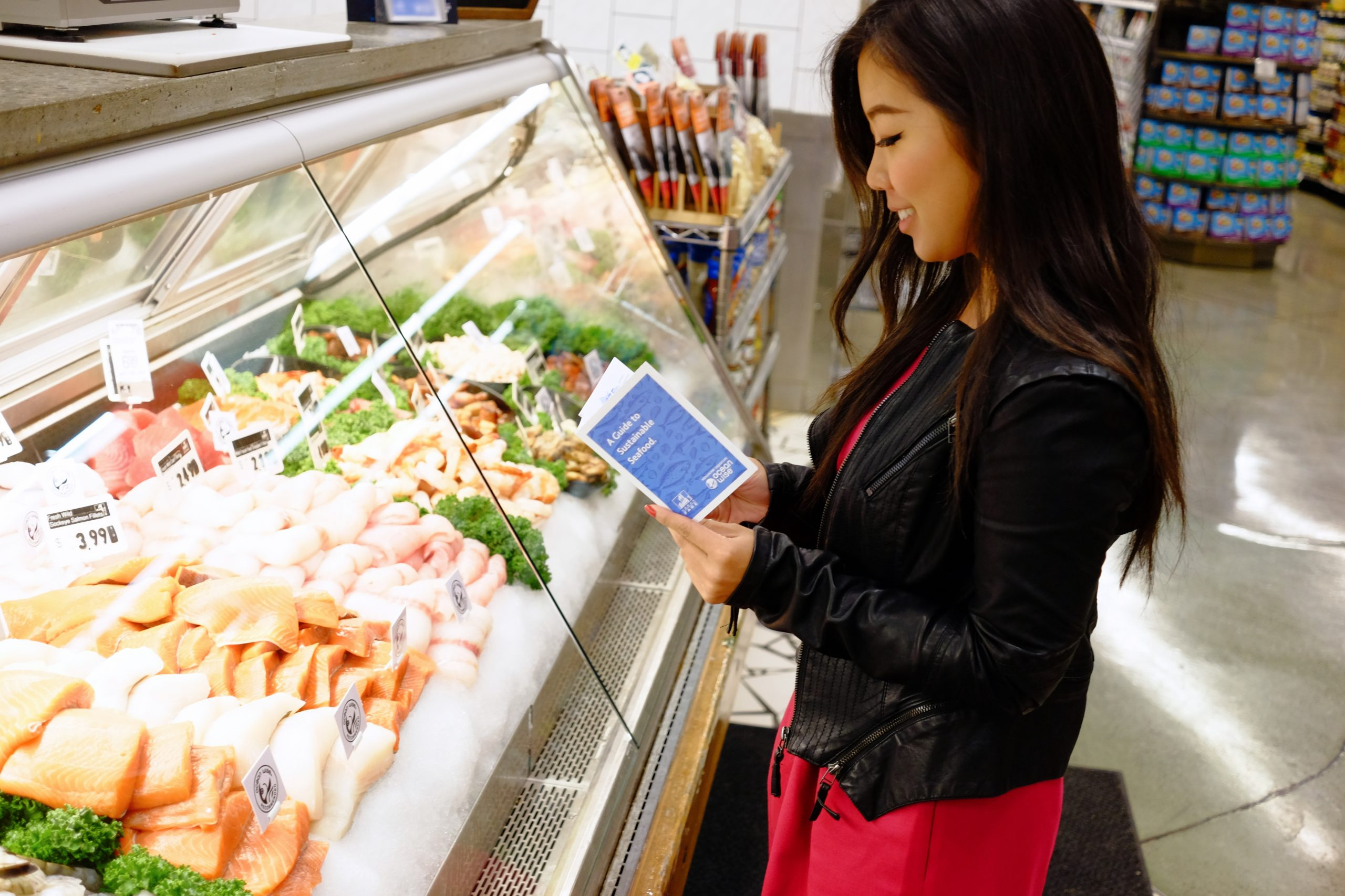 Fish and seafood: how to make better choices