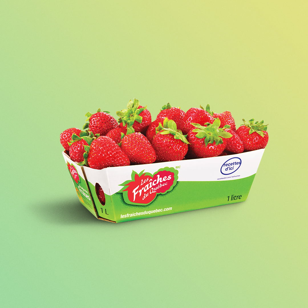 Strawberries from here